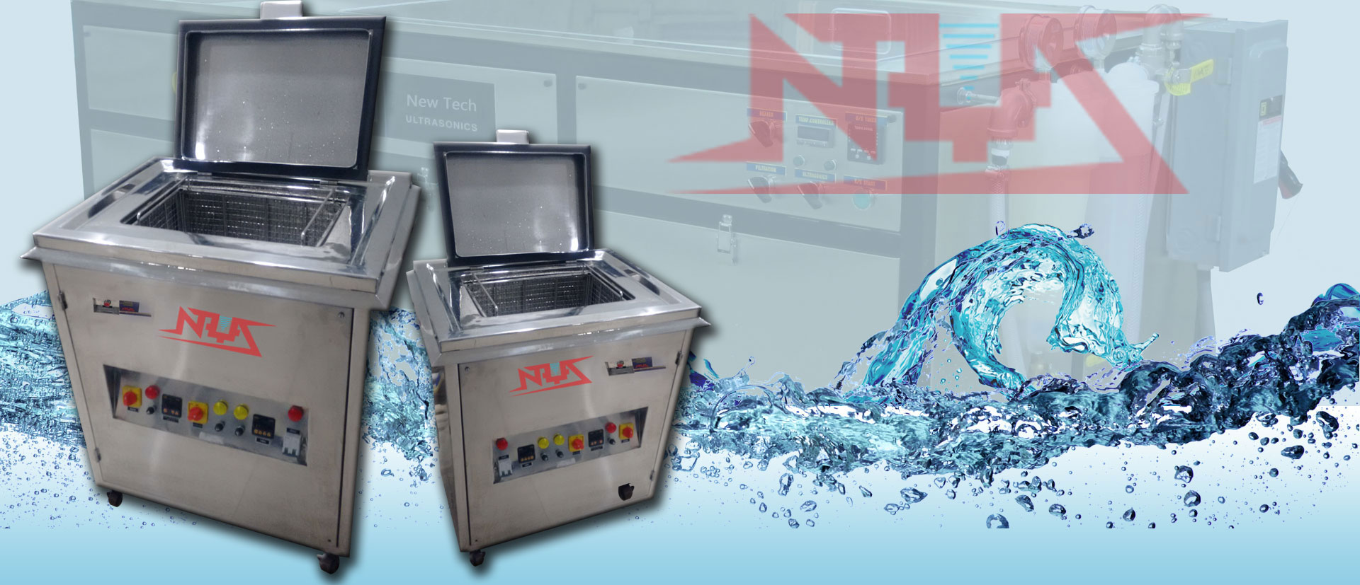 Single Stage Ultrasonic Cleaning Systems in Bangalore